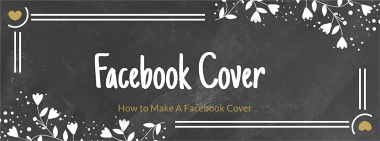 Online Facebook Cover Maker