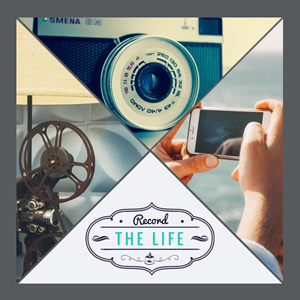 Life & Videography  Instagram Post Design