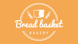 Bread Basket Business Card Design