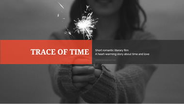 Trace of Time YouTube Channel Art Design