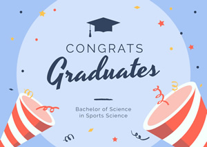 Unique Graduation Card Design