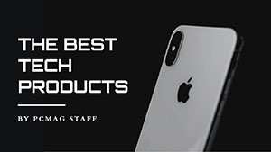 Tech Products Review YouTube Thumbnail Design