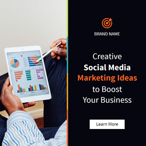 Social Media Marketing Instagram Post Design