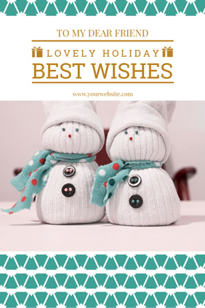 Best Wish Pinterest Graphic Design