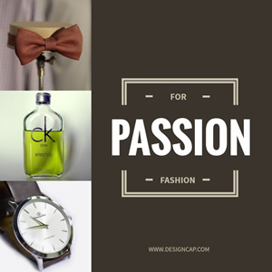Passion Instagram Post Design