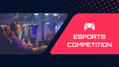 Esports Competition YouTube Channel Art Design