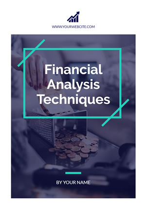 Financial Analysis Report Design