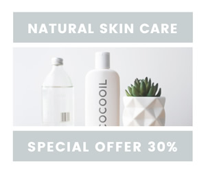 Skin Care Facebook Post Design