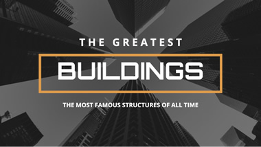 Greatest Building YouTube Channel Art Design