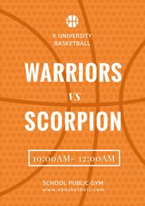 free basketball poster flyer designs designcap poster flyer maker