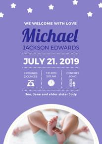 Free Baby Poster Designs Designcap Poster Maker